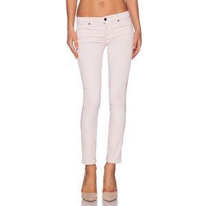 Genetic denim pink skinny jeans